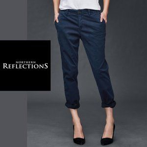 Northern Reflections Weekend Chinos - Size 8P